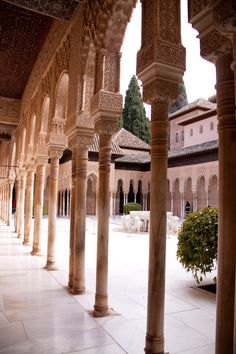 Travel Guide: visiting the Alhambra, Granada #travel #alhambra #granada #spain