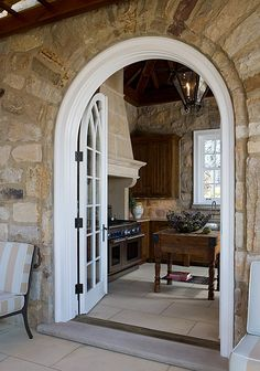 Anne Decker Architects | Selected Works | New Homes | Salamander Farm Pavilions...dream kitchen!!!! Wow
