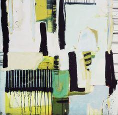 "Saatchi Art Artist Lori Swartz; Painting, ""Bee Hive"" #art Abstract Words, Abstract Art, Abstract Paintings, Pastel Paintings, Pattern Art, Lovers Art, Mixed Media Art, Saatchi Art, Painting Prints"