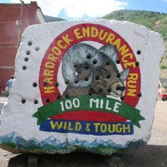 Hardrock 100 mile run.