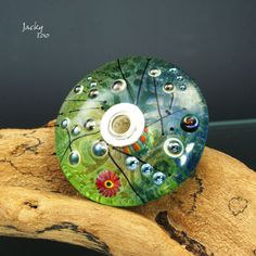 Jacky's Glas Art - lampwork beads.