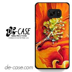 Flower Painting DEAL-4302 Samsung Phonecase Cover For Samsung Galaxy Note 7