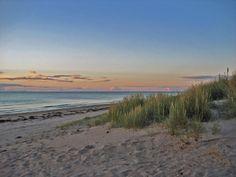 A beach, Odsherred