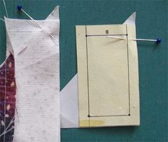 Tips for easy and accurate quilt piecing /Geta's Quilting Studio
