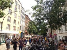 Wohlwillstraßenfest / St. Pauli Street festival