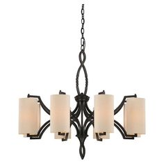 Buy the Savoy House Distress Bronze Direct. Shop for the Savoy House Distress Bronze Lincoln Eight-Light Single-Tier Chandelier from the Tuscan Iron Collection and save. Rustic Lighting, Chandelier Lighting, Crystal Chandeliers, Candle Lamp, Candle Sconces, Wall Lights, Ceiling Lights, Contemporary Chandelier, Fabric Shades