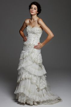 Henry Roth Margaret - my dream wedding dress for the last 8 years
