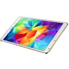 Samsung Galaxy TAB S SM T700 8.4' 3GB 16GB Wi-Fi Blanco Usado Galaxy Tab S, Samsung Galaxy, Tablets, Wifi, Phone, Shopping, Telephone, Mobile Phones