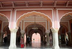 Inside Sarvato Bhadra Chowk