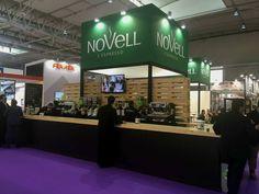 #Stand Novell Alimentaria 2016 contemporaneaeventi.com #Barcelona