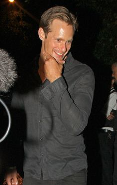 Alexander Skarsgard Photo - Alexander Skarsgard at Chateau Marmont