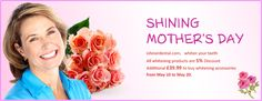 Shining Mother's Day