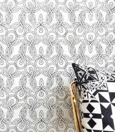 Pattern mixing on a Monday morning via our friends at...