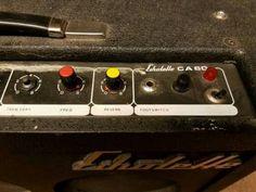 Echolette CA 60 in Bayern - Fürth | Musikinstrumente und Zubehör gebraucht kaufen | eBay Kleinanzeigen