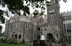 Category:Exterior of Casa Loma Toronto, Barcelona Cathedral, Canada, Exterior, Mansions, House Styles, City, Places, Travel