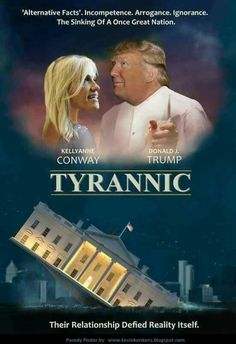 Tyrannic, the sinking of a once-great  nation!