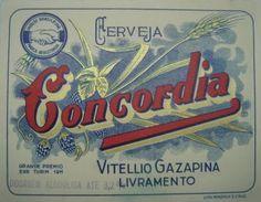 Cervejaria Gazapina - Cerveja Concordia (Santana do Livramento/RS)