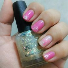 Nail Polish Jessica Cosmetics Believe de la edición especial Pink Speaks 2014 Breast Cancer Awareness