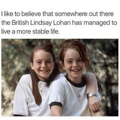 Who remembers the parent trap? http://ift.tt/2p3u9mH #timBeta