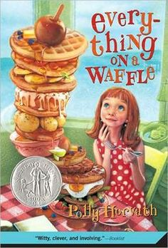Like Flipped, an adorable story great for teaching theme and family dynamics. Each chapter ends with a recipe - how fun would a pot luck be following completion of this book?