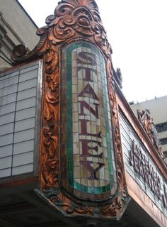 Stanley Theatre, Jersey City Beautifully restored to original condition by volunteers of Jehovah's Witnesses.