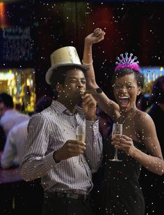 9 Romantic Ways to Ring in the New Year as a Couple