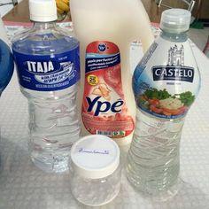 Misturinha milagrosa para limpeza doméstica – ByPaulinha.com