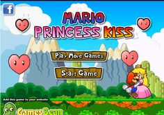#Mario #Kissing #Peach Games Play More Games, Games For Boys, Super Mario Bros Games, Game Start, Play Online, Kissing, Boy Or Girl, Peach, Peaches