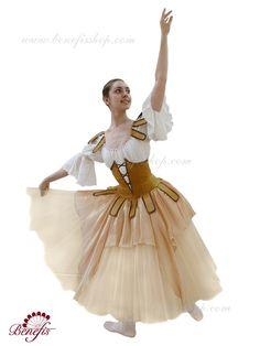 Women costume - Pas de trois - P 0111 USD 378 - for adults USD 346 - for children
