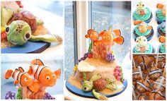 Nemo cake by cake lady