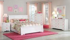 Savannah Sleigh Bedroom Set