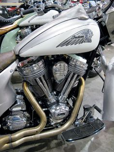Indian Motorcycles.