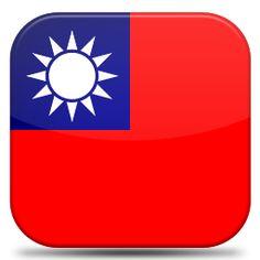 Bandeira Taiwan