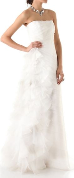 lovely silk organza dress  http://rstyle.me/n/bsef2pdpe