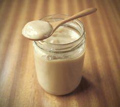 Receita muito fácil de doce de leite, com leite de coco engarrafado.
