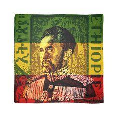 Jamaican Rasta, Jah Rastafari, Haile Selassie, Lion Of Judah, Ethiopia, Emperor, Reggae, Graphic Art, Africa