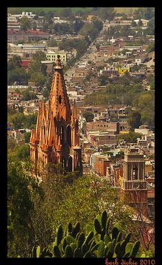 San Miguel de Allende México
