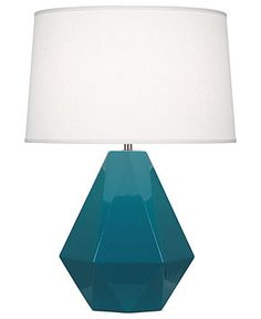 Robert Abbey Table Lamp, Delta - Bedroom Lighting - for the home - Macy's