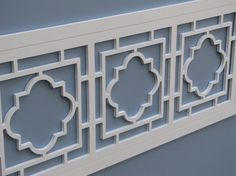 Quatrefoil Fretwork Panel - Unfinished