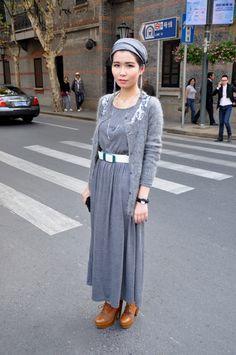 China Fashion Bloggers » Shanghai Fashion Week street style