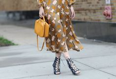 Pin for Later: You're About to Obsess Over NYFW's Best Street Style Accessories Day 1 Mark Cross bag.