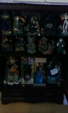 My witch collection,
