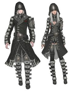 Crafted Chain Armor from Aion