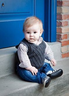 super cute baby boy outfit for little man