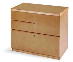 Superbe Locking Cabinet Wood