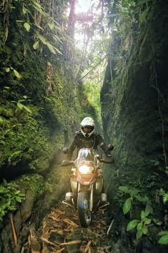 Road less travelled!.