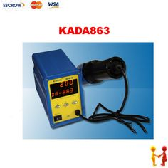 High quality soldering station KADA863, infrared BGA rework station KADA 863 #Affiliate