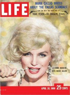 Life 1959 04 (USA) Marilyn Monroe