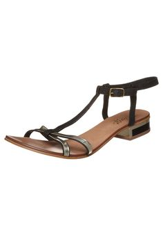 Taupage - Sandalias - negro Sandals, Shoes, Fashion, Black Sandals, Black, Moda, Shoes Sandals, Zapatos, Shoes Outlet