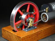 Motor Stirling, Stirling Engine, Plank, Steam Engine, Aluminium, Engineering, Mini Skirt, Design, Motors
